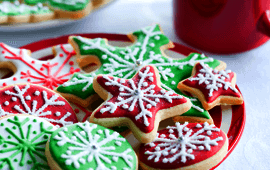 Christmas sugar cookies poll