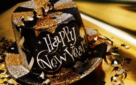 Happy new year celebrate poll