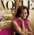 Michelle obama vogue poll