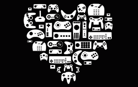 Love video games poll
