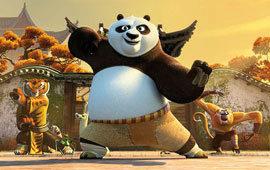 Kung fu panda poll