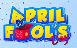 April fools day prank poll