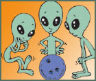 Alien-poll