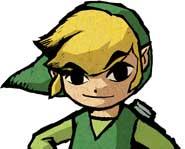 Nintendo's classic Legend of Zelda video game series features Princess Zelda and the brave warrior Link.