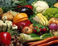 Fruit and vegetables are an important part of a healthy diet.