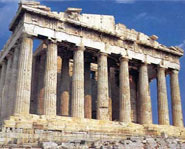The Olympic Games started in the city of Olympia in Ancient Greece.