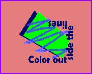 How do you color?