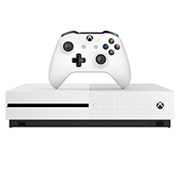 The Xbox One S is Microsoft's newest console.