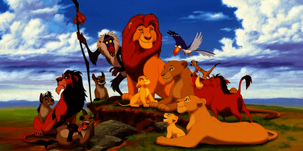 Original lion king quiz feat