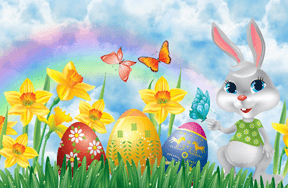 Easter Trivia Quiz!