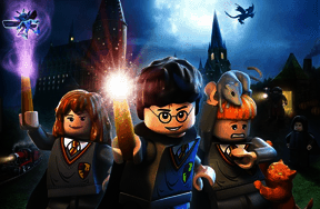 LEGO Harry Potter: Years 1-4 Videogame Quiz!