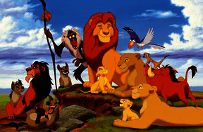 Original lion king quiz pre