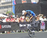 Flatlanding BMX is the most technical style of BMX.
