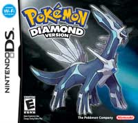 Pokemon Diamond and Pokemon Pearl arrive on April 22!