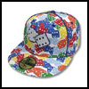 New Era Multi Colored Dice Up