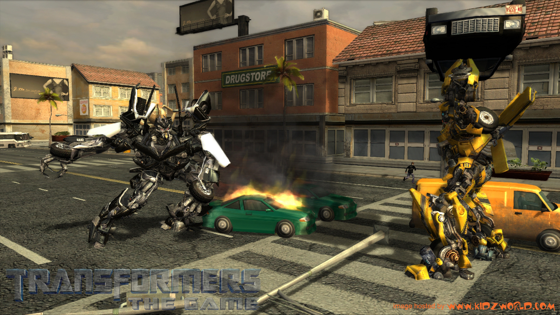 Pokemon Diamond & Pearl Launch | Xbox 360 Transformers Pics | Playstation 3  Game Downloads | News | Previews | DS