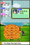Control Naruto and his friends in his new video games for the Nintendo Wii and Nintendo DS!