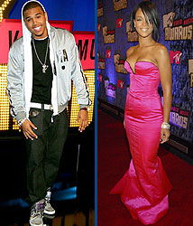 Kidzworld's picks for best dressed are Chris Brown and Rihanna!