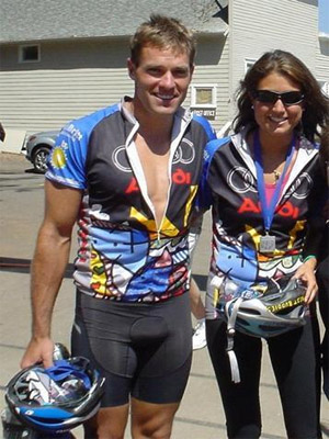 Andy Baldwin & Tessa Horst