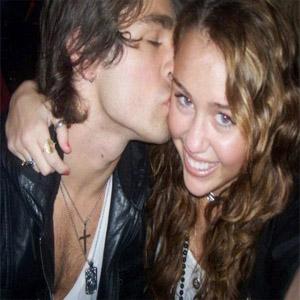 Justin Gaston & Miley Cyrus