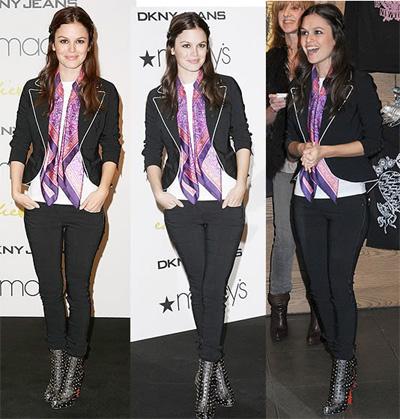 Rachel Bilson's Outfit