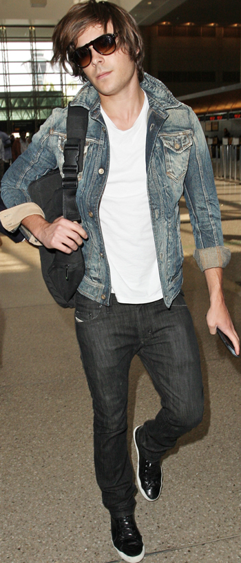 Zac Efron's Outfit