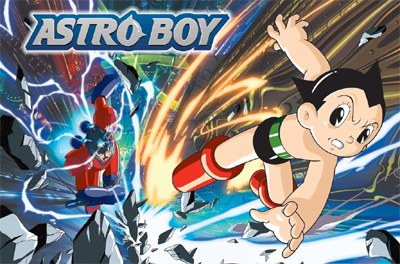 Astro Boy Is Back