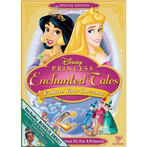 Disney Princess: Enchanted Tales :: Follow Your Dreams