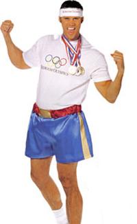 Olympian Costume