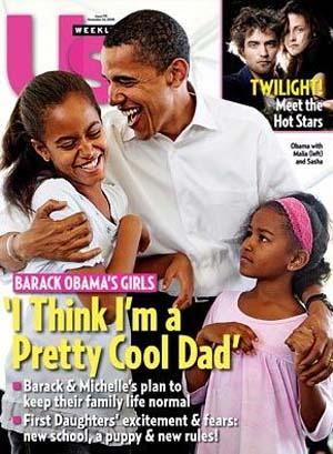 President Obama kids