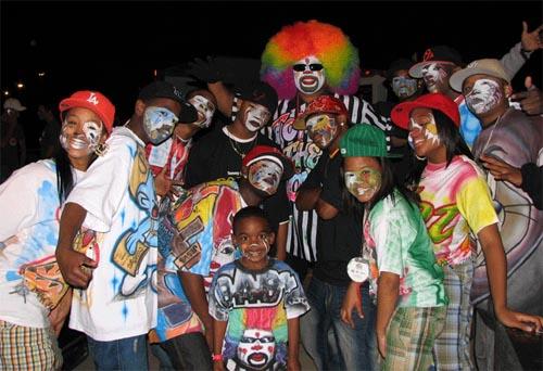 The Hip Hop Clowns