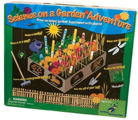 Science On A Garden Adventure