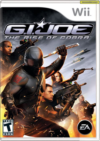 G.I. Joe: The Rise Of The Cobra
