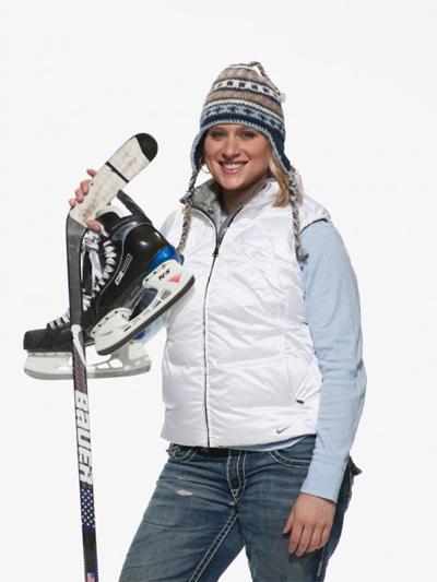 Angela Ruggiero Women's Hockey