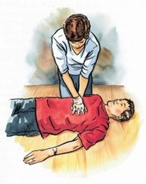 safety procedures and CPR