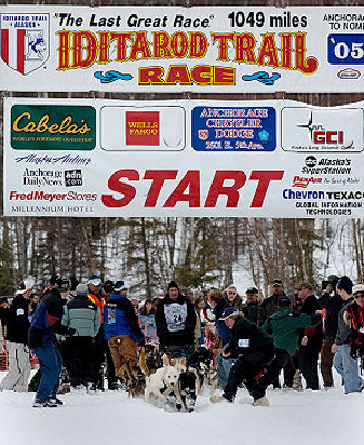 Spirit of the Iditarod