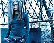 Singer, Avril Lavigne turned 18 this month!