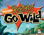 The Rugrats Go Wild PC video game is the lamest game of 2003!