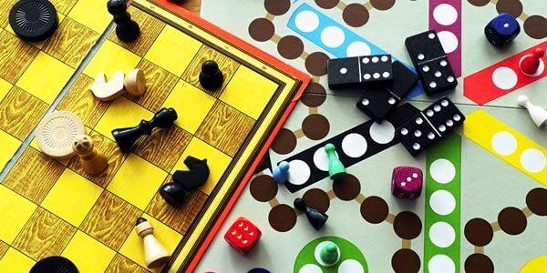 Original board games quiz feat
