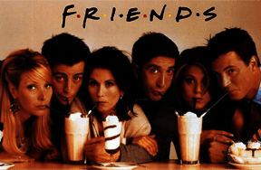 Quiz! Which Friend Are You?