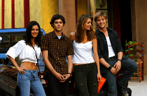 Quiz! Which O.C. Character Are You?