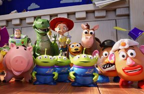 Quiz! Which Toy Story Character Are You?