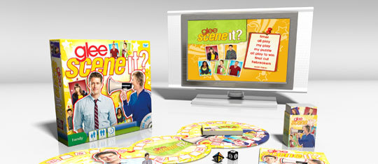Scene It? Glee Game Giveaway!