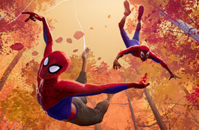 Spider-Man: Into the Spider-Verse Activity Kit Giveaway!