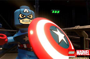 LEGO Marvel Collection Video Game Code Giveaway!