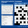 Yu-Gi-Oh! Crossword Puzzle