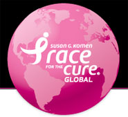 23rd ANNUAL SUSAN G. KOMEN GLOBAL RACE FOR THE CURE