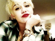 Miley Cyrus: New Record!