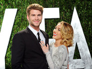 Celeb Split: Miley and Liam Over?