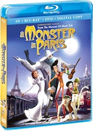 A Monster in Paris Trailer!